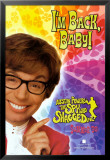 Austin Powers- The Spy Who Shagged Me Plakater