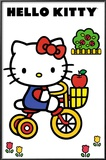 Hello Kitty - Tricycle Poster