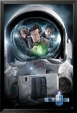 Doctor Who - The Impossible Astronaut Print