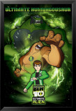 Ben 10 Ultimate Alien (Humungousaur) Julisteet