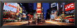 New York, Time Square Print van Richard Berenholtz