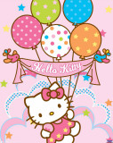 Hello Kitty-Balloon Prints