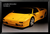 Lamborghini Diablo Affiches