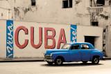 Viva Cuba Kunstdruck