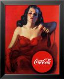 Coca-Cola Kunstdruck