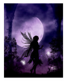 Dancing in the Moonlight Giclee Print by Julie Fain