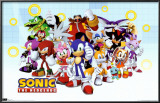 Sonic - Group Prints