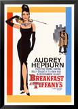 Breakfast At Tiffany&#39;s Prints