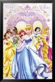 Disney Princess - Magic Glows from Within Affiches