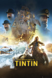 Tintin- One Sheet Posters