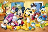 Disney, gruppbild Posters