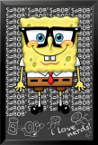 Spongebob (I Love Nerds) Prints