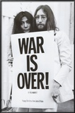 John Lennon - War Is Over Photo