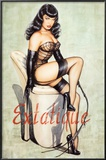 Bettie Page - Extatique Posters