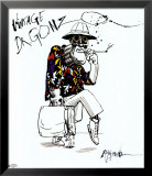 Fear and Loathing in Las Vegas Poster van Ralph Steadman