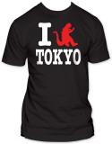 Godzilla - I Godzilla Tokyo T-Shirt