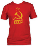 CCCP - Hammer & Sickle T-shirts