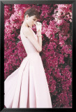 Audrey Hepburn-Dress Affiches