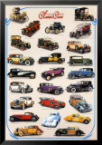 Cars Classic Posters