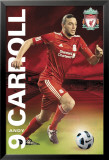 Liverpool - Carroll 2011/12 Posters