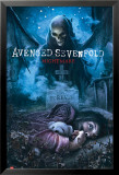 Avenged Sevenfold - Nightmare Plakater