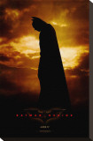 Batman Begins Stretched Canvas Print