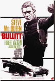 Bullitt Stretched Canvas Print