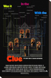 Clue Stretched Canvas Print