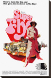 Superfly Stretched Canvas Print