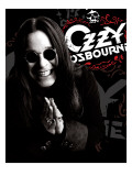 Concert Poster: Ozzy Ozborne Poster