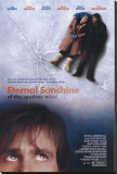 Eternal Sunshine of the Spotless Mind Stretched Canvas Print