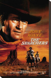 The Searchers Stretched Canvas Print