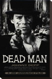Dead Man Stretched Canvas Print