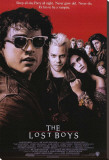 The Lost Boys Stretched Canvas Print