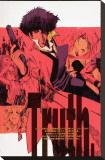 Cowboy Bebop Stretched Canvas Print