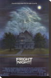 Fright Night Stretched Canvas Print