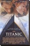 Titanic Filmposter Kunst op gespannen canvas
