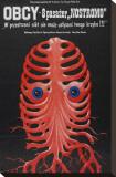 Alien Reproduction sur toile tendue