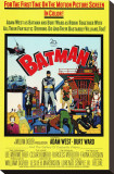 Batman Lærredstryk på blindramme