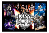 Concert Poster: KISS Plakater
