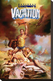 National Lampoon&#39;s Vacation Stretched Canvas Print