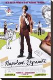 Napoleon Dynamite Stretched Canvas Print