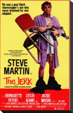 The Jerk Stretched Canvas Print