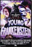 Young Frankenstein Reproduction transférée sur toile