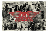 Concert Poster: Aerosmith Photo