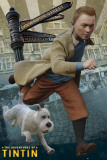 Tintin and Snowy Posters