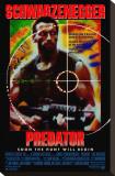 Predator Stretched Canvas Print