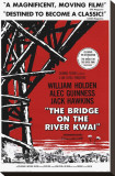 Bridge on the River Kwai Kunstdruk op gespannen doek