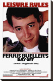Ferris Bueller&#39;s Day Off Stretched Canvas Print