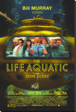 The Life Aquatic with Steve Zizou Stretched Canvas Print